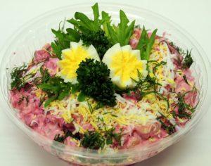 Salatid (ettetellimisel)
